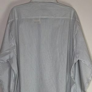 Report Shirts - NWT Report Collection Long Sleeve Blk/White Shirt